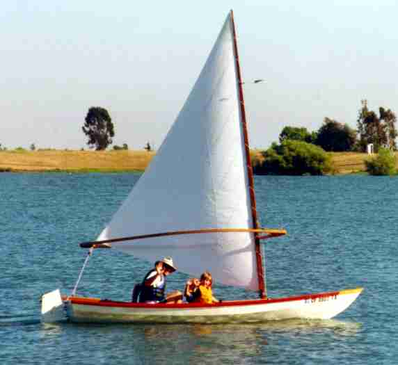 Gypsy Sailboat Construction